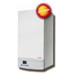 Wall gas boilers